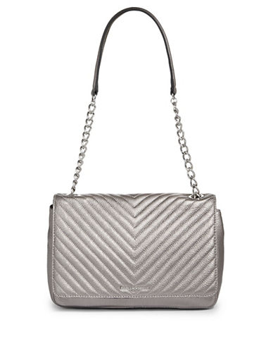 Karl Lagerfeld Paris Charlotte Shoulder Bag-ECLIPSE-One Size