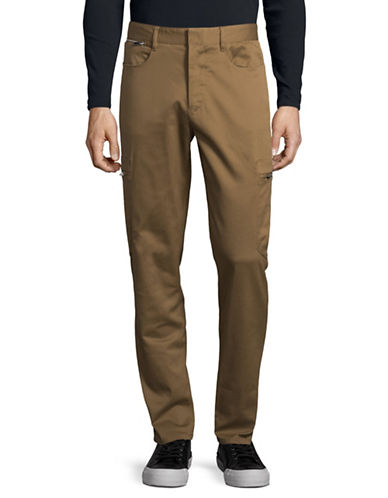 Karl Lagerfeld Cargo Pants-COPPER-32