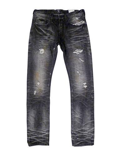 Prps Fireball Slim Fit Jeans-BLACK-33X34