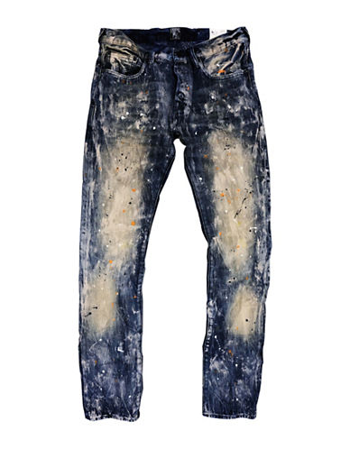 Prps Erosion Slim Fit Jeans-BLUE-31X34