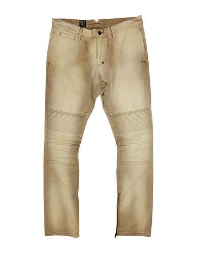 Prps Quasar Moto Jeans-BEIGE-36X34