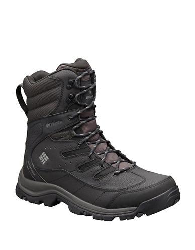 Columbia Gunnison Omni-Heat Waterproof Boots-BLACK-10