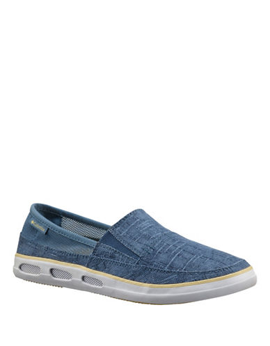 Columbia Bombie Washed Canvas Sneakers-DENIM-7