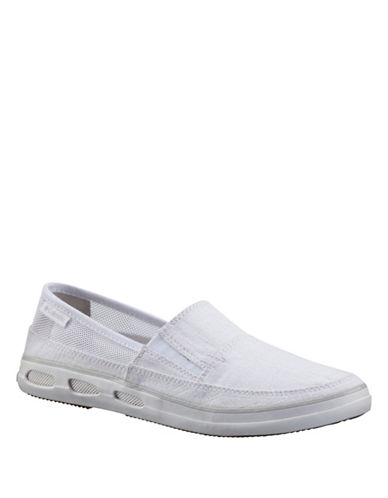 Columbia Bombie Washed Canvas Sneakers-WHITE-10