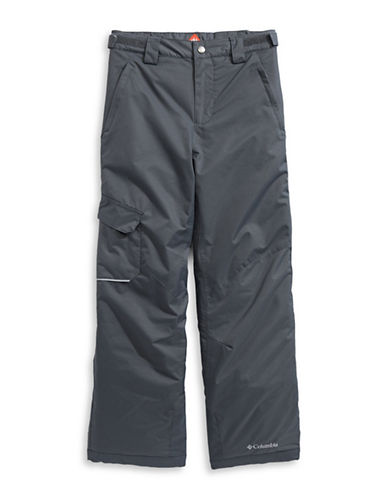 Columbia Bugaboo Waterproof Pants-GREY-Large 89451687_GREY_Large