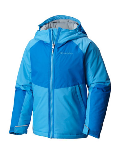 Columbia Boys Alpine Action Jacket-BLUE-X-Small