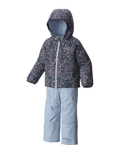 Columbia Two-Piece Frost Slope Set-MULTI-X-Small