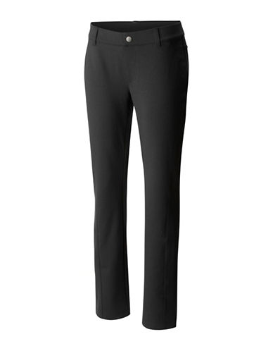 Columbia Outdoor Ponte Pants-BLACK-Medium