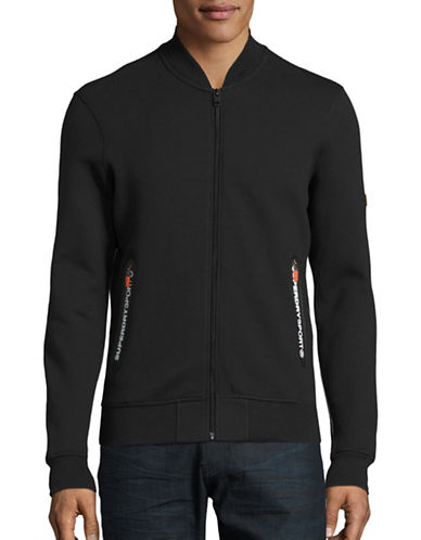 Superdry Gym Tech Bomber Jacket-BLACK-Small 88705355_BLACK_Small