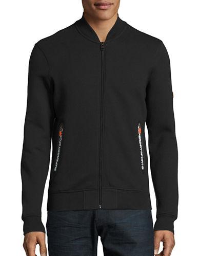 Superdry Gym Tech Bomber Jacket-BLACK-Large 88705357_BLACK_Large