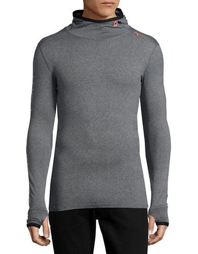 Superdry Sport Runner Hoodie-GREY-Large 88786324_GREY_Large