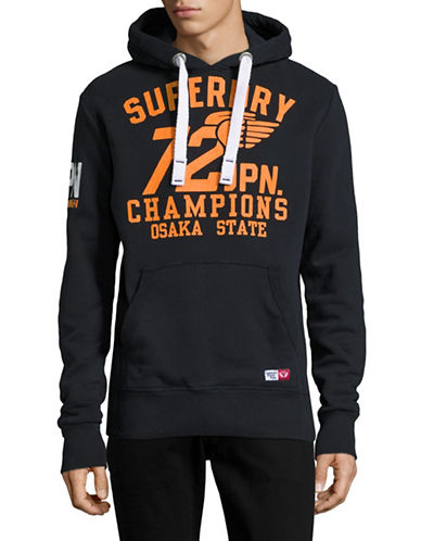 Superdry Trackster Zip Hoodie-BLUE-Medium 88941435_BLUE_Medium