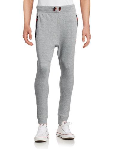 Superdry Drawstring Sweatpants-GREY-Large 88705462_GREY_Large