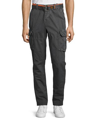 Superdry Contrast Trim Cargo Pants-GREY-Medium 88705466_GREY_Medium