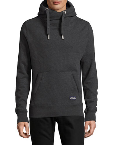 Superdry Core Crossover Hoodie-GREY-X-Large 89275791_GREY_X-Large