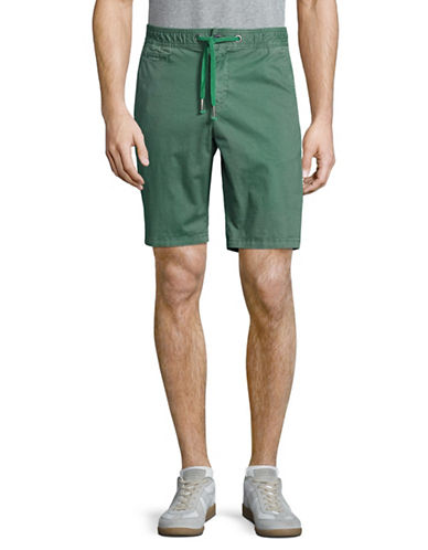 Superdry Sunscorched Chino Shorts-GREEN-Large