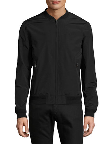 Superdry Surplus Goods Shadow Bomber Jacket-BLACK-Small 89275833_BLACK_Small