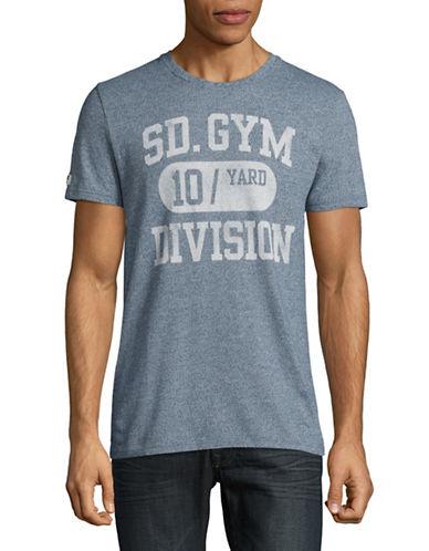 Superdry Gym Locker T-Shirt-BLUE-Medium 89206936_BLUE_Medium