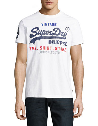 Superdry Shop Graphic T-Shirt-WHITE-Medium 89149963_WHITE_Medium