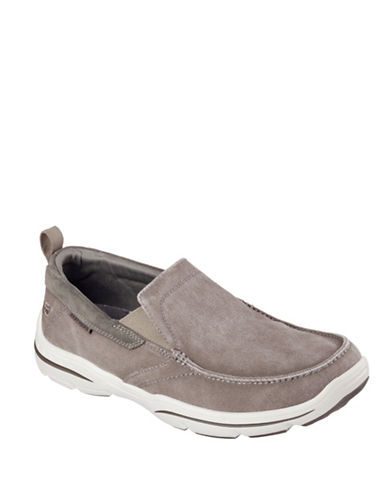 Skechers Harper Loafers-KHAKI-8