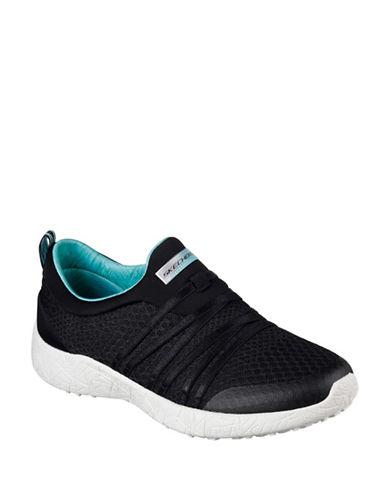 Skechers Burst Mesh Sneakers-BLACK-10 88865233_BLACK_10