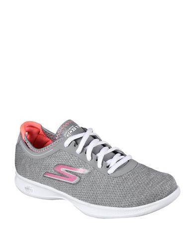 Skechers Go Step Lite Agile Sneakers-GREY-9.5