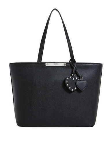 Guess Britta Tote-BLACK-One Size