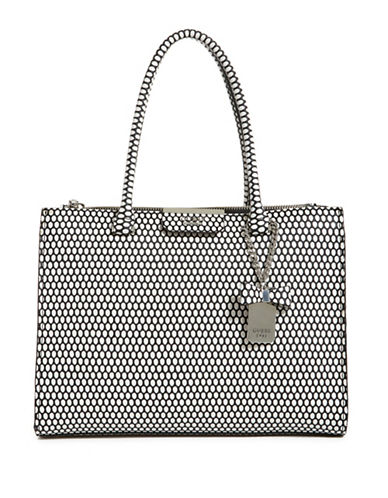 Guess Ryann Society Carryall-BLACK-One Size