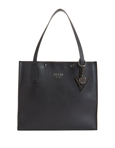 Guess Kinley Carryall-BLACK-One Size