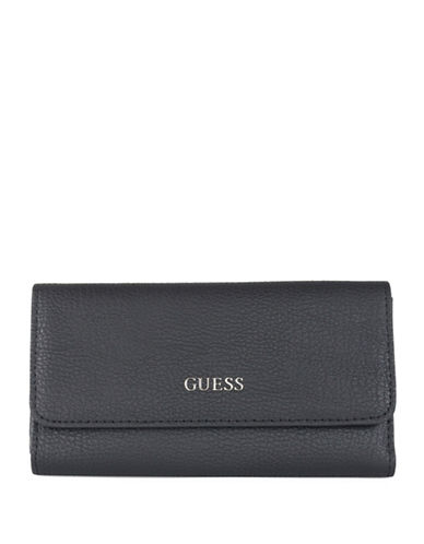 Guess Kinley Multi Clutch-BLACK-One Size