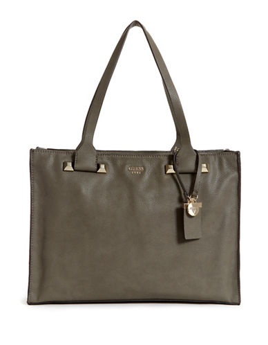 Guess Talan Tote-FOG-One Size