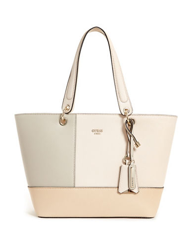 Guess Kamryn Tote-STONE-One Size