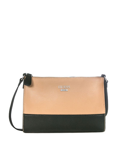 Guess Edmore Crossbody Bag-MULTI-One Size