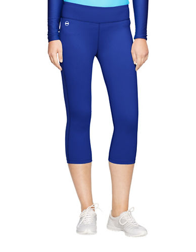 Lauren Ralph Lauren Jersey Active Pants-BLUE-Small 88254375_BLUE_Small