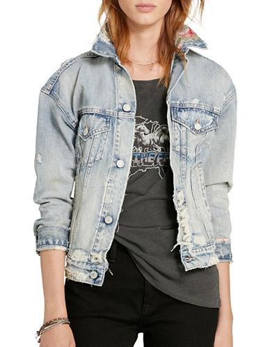 Denim & Supply Ralph Lauren Lorimer Boyfriend Denim Jacket-BLUE-Small 88599750_BLUE_Small