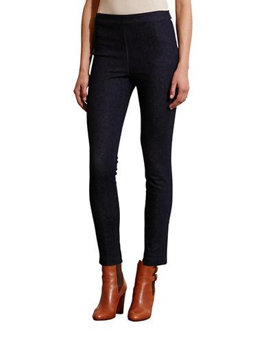 Lauren Ralph Lauren Straight-Leg Jeans-BLUE-8 88572679_BLUE_8