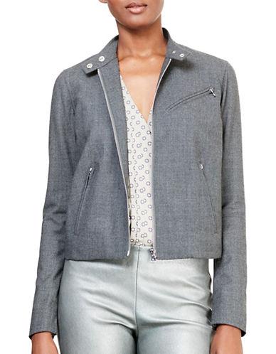 Lauren Ralph Lauren Wool Moto Jacket-GREY-12 88742159_GREY_12