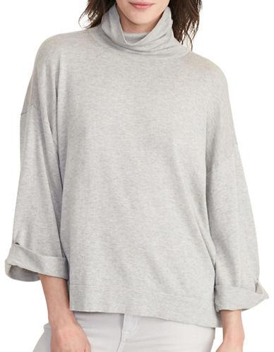 Lauren Ralph Lauren Jersey Sweater-GREY-Small 88819387_GREY_Small