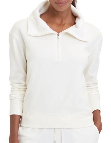 Lauren Ralph Lauren Velour-Lined Pullover-WHITE-Large 88830778_WHITE_Large
