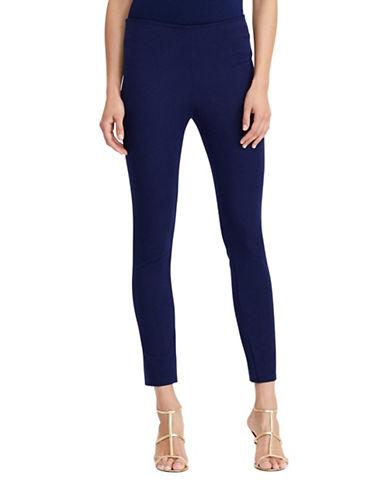 Lauren Ralph Lauren Skinny Pants-BLUE-10