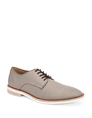 Calvin Klein Aggussie Derby Shoes-TOFFEE-8.5