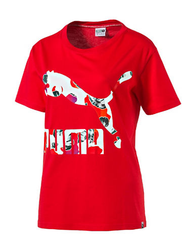 Puma Archive Logo T-Shirt-RED-Large 89270856_RED_Large