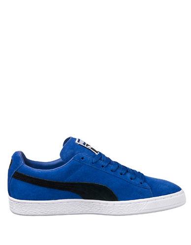 Puma Suede Classic Sneakers-BLUE-10