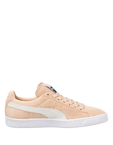 Puma Suede Classic Plus Sneakers-BROWN-8.5