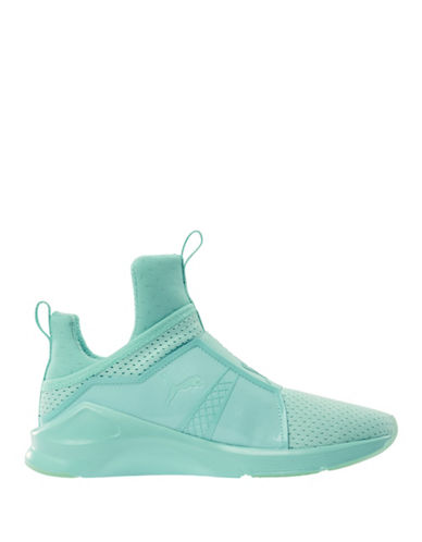 Puma Fierce Bright Bootie Sneakers-BLUE-7.5 89062446_BLUE_7.5