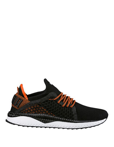 Puma Mens Tsugi Netfit Sneakers-BLACK-11.5