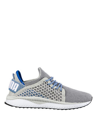 Puma Mens Tsugi Netfit Sneakers-GREY-10
