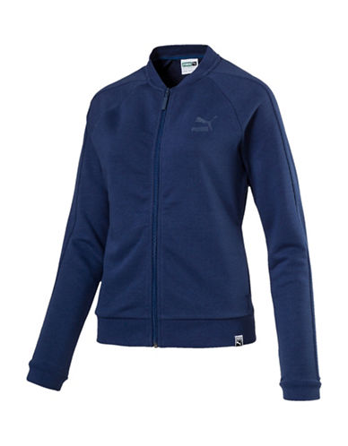 Puma Archive T7 Track Jacket-BLUE-Small