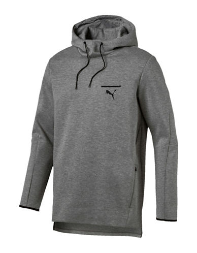Puma Sporty Regular-Fit Hoodie-GREY-XX-Large