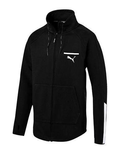 Puma Evo T7 Jacket-BLACK-XX-Large 89375631_BLACK_XX-Large